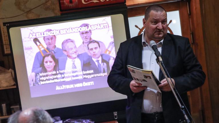 Halálbüntetést kértek az ellenzékiekre Németh Szilárdtól