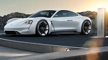 A Porsche előre tisztázza: nem lesz ingyen töltés