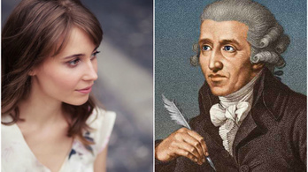 Szonátával köszönti a születésnapos Haydnt a születésnapos Szalai Éva