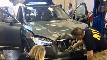 Jelentés: elkerülhető lett volna az Uber halálos gázolása