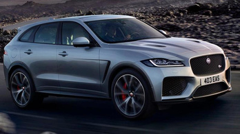 Felizmosítja városi terepjáróját a Jaguar