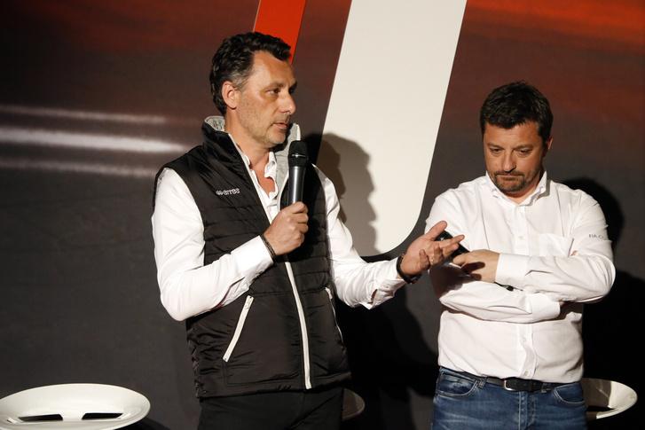 A WTCR promótere, Francois Ribeiro