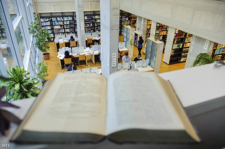 A Debreceni Egyetem Egyetemi és Nemzeti Könyvtár Kenézy Élettudományi Könyvtára
