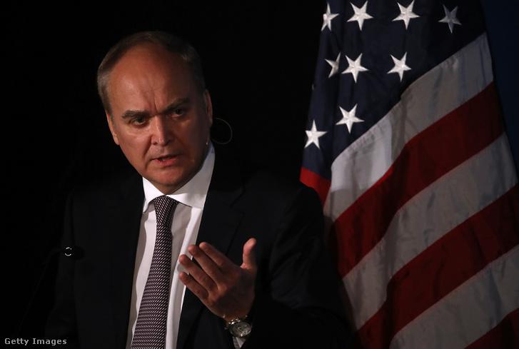 Anatolij Antonov, Oroszország Egyesült Államokban akkreditált nagykövete