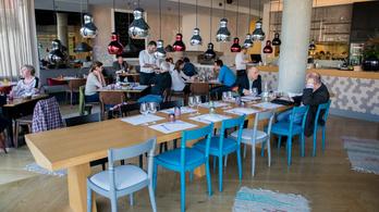 Bezár a korábbi Michelin-csillagos Tanti étterem