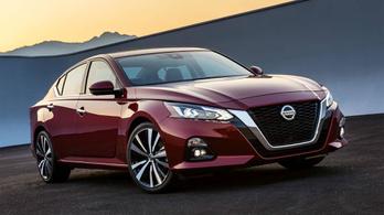 Megújult Amerika kedvenc Nissanja