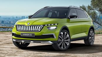 Jövőre jöhet a Škoda csodaautója