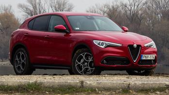 Teszt: Alfa Romeo Stelvio 2.2 Diesel Q4 – 2018.