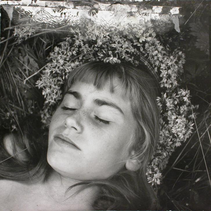 Ata Kando: Álom az erdőben cimű könyvből Juliana Kando (1957)