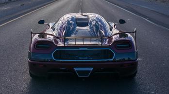 Egy kíváncsi ügyfélnek köszönhetjük a Koenigsegg sebességrekordját