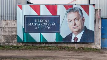 A Kúria jogsértőnek talált egy darab Orbán plakátot