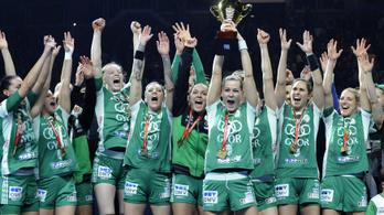 A Győr az új rekorder, megvan a 13. magyar kupagyőzelmük