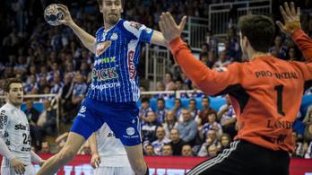 Nyert a Szeged, de így sincs magyar a kézi-BL negyeddöntőjében
