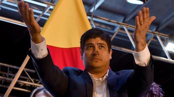 Melegházasság-párti elnököt választottak Costa Ricában