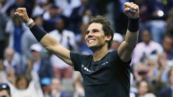 Újra Rafael Nadal a világelső