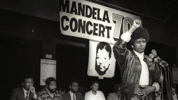 Meghalt Winnie Mandela