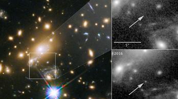 Felfedezték az eddig ismert legtávolabbi csillagot