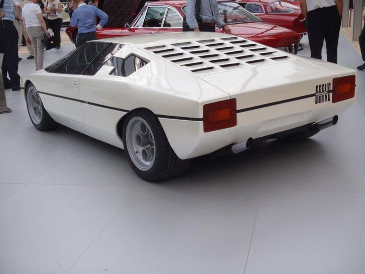 Bertone Bravo
