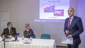 A hódmezővásárhelyi kórházigazgatónak elege lett Márki-Zay Péterből