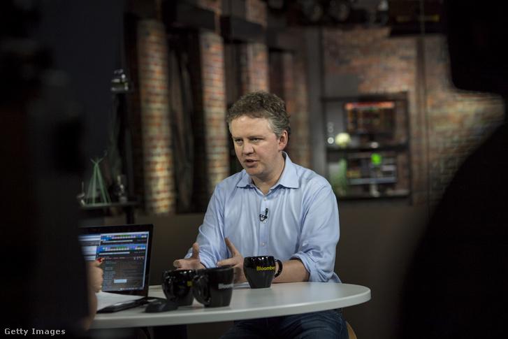 Matthew Prince, a Cloudflare vezérigazgatója