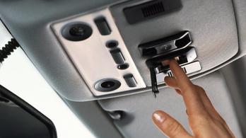 Ha karambol lesz, az autók fogják feltárcsázni a segélyhívót