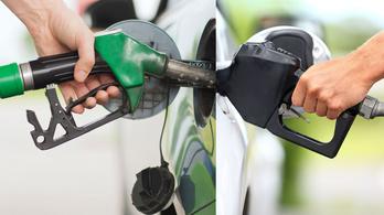 Új jelölések jönnek a benzinkutakon