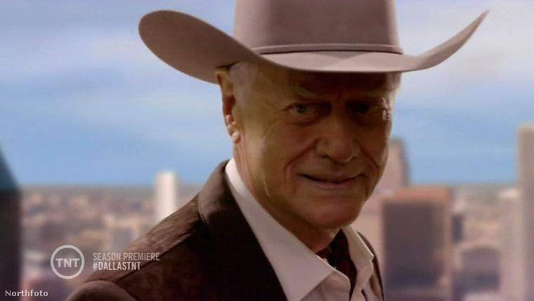 Jockey Ewing, azaz Larry Hagman is visszatért, akit a sorozat méltó módon el is búcsúztatott, külön részt szentelve a karakter temetésének.