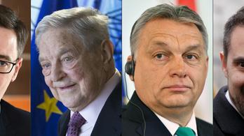 AFP: Magyarország miniszterelnök-jelöltje Soros György