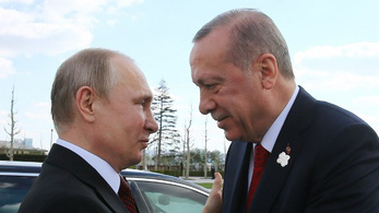 Putyin Ankarában: indulhat a török Paks 2