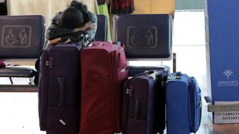 Összeomlott az európai légi közlekedés, késések Budapesten is