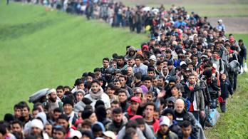 Nem lett veszélyesebb hely a migránsoktól Nyugat-Európa