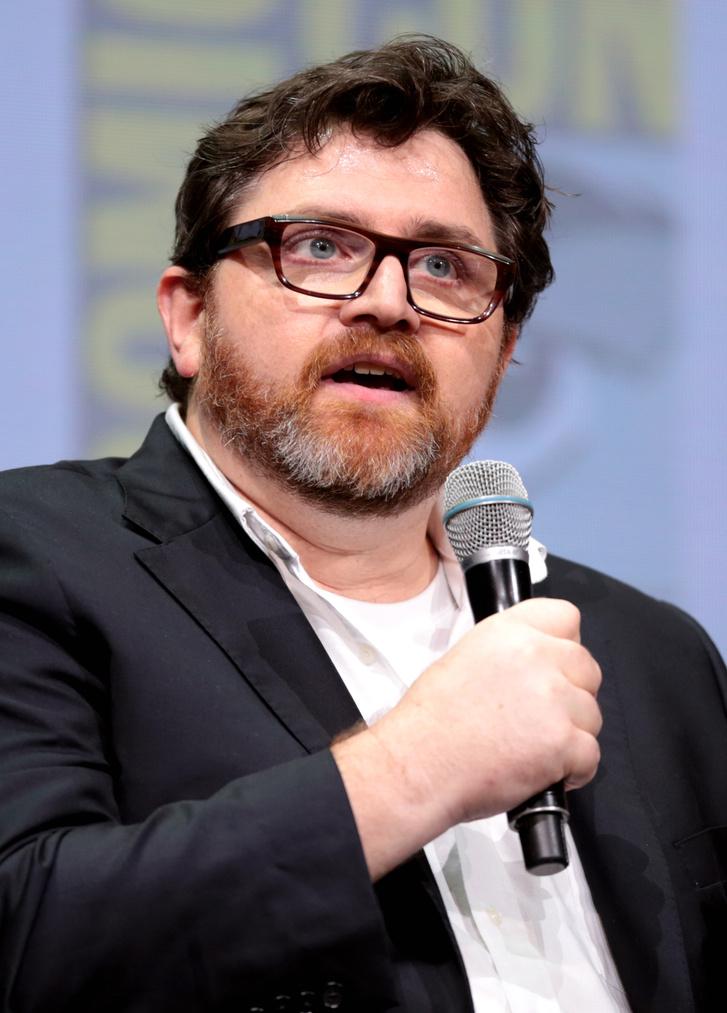 Ernest Clin író a 2017-es San Diego Comic Con-on