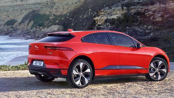 Tudják, miben különösen kiváló az új Jaguar?