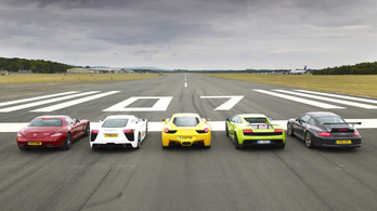 Eldőlt: beépítik a Top Gear tesztpályáját