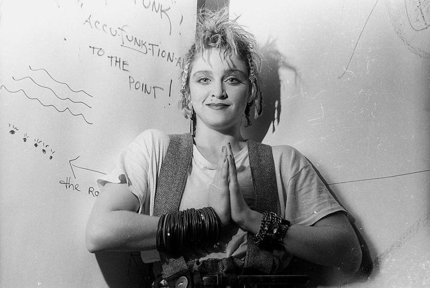 Madonna már akkor is igazán egyedi jelenség volt: ez évtizedekkel később sem változott.