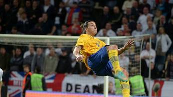 Ibra Ronaldo ollójáról: Szép, de csinálja meg ezt 40-ről is