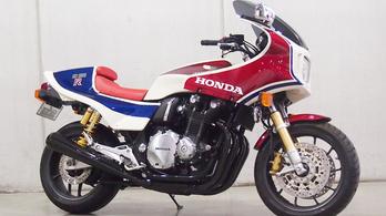 80-as éveket idéző superbike kit készült a Honda CB1100-hoz