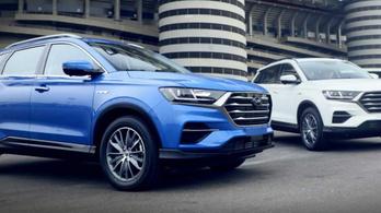 SWM: Kínai autó, olasz márkanév