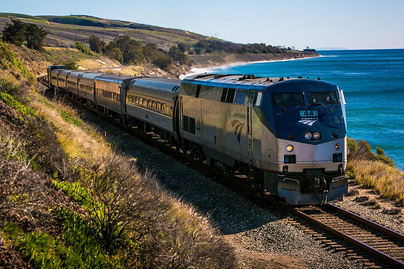 coast starlight cover