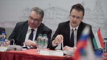 Kiutasítottak egy magyar diplomatát Oroszországból
