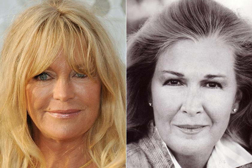 Goldie Hawn édesanyja a magyar származású Laura Steinhoff, aki ékszerboltot üzemeltetett Washingtonban. Nem véletlen tehát, hogy lánya az Aranka név tükörfordításaként kapta a Goldie nevet.