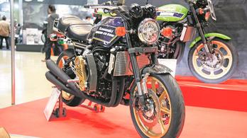 Kawasaki Z900RS kompresszorral? KÉNE!