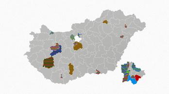Három választókerületben már csak egy baloldali harcol a Fidesszel