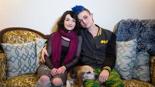 Ez az amerikai nő hozzáment egy aszexuális travielőadóhoz