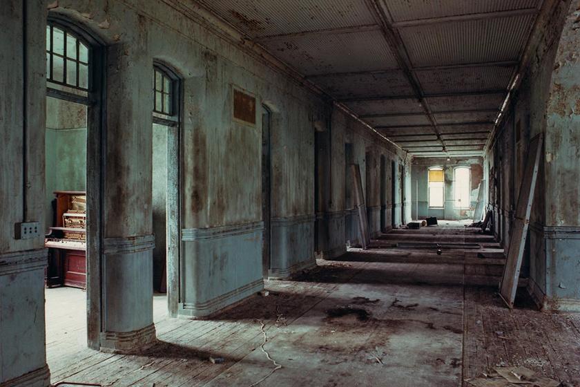 Félelmetes az egykori pszichiátriai intézet: a hely, ahol egykor az őrület lakott