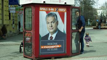 2 milliós büntetést kapott a Fidesz az Orbán-plakátok miatt