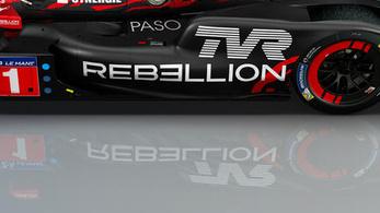 Le Mans-ban is felbukkan a TVR