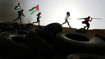 Hatalmas tüntetésre készülnek a palesztinok Gázában