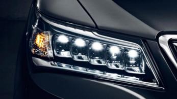 Túl jól világít a LED-es fényszóró?