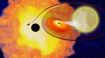 Több ezer fekete lyuk lehet a Tejútrendszer közepén